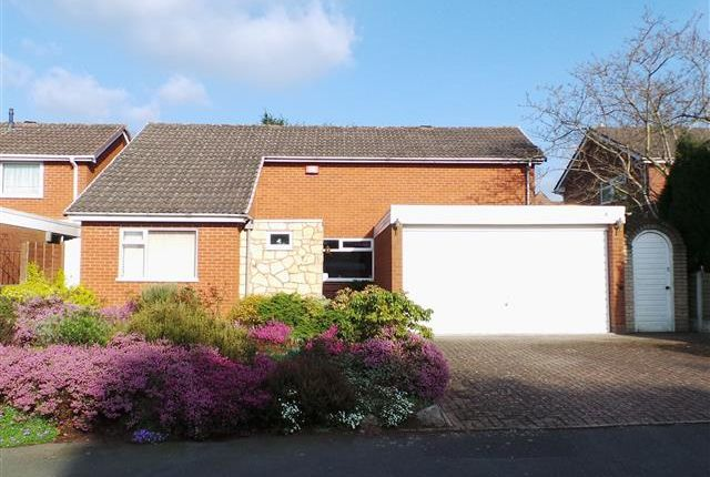 Thumbnail Detached bungalow for sale in Foley Church Close, Streetly, Sutton Coldfield