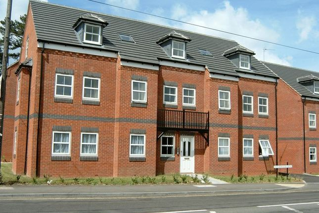 Thumbnail Flat to rent in Marlborough Mews, Alcester Road, Studley