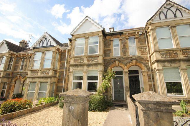 Thumbnail Terraced house for sale in Milton Avenue, Bath