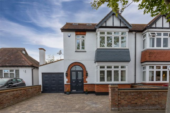 4 bed semi-detached house for sale in Olivia Drive, Leigh-On-Sea SS9