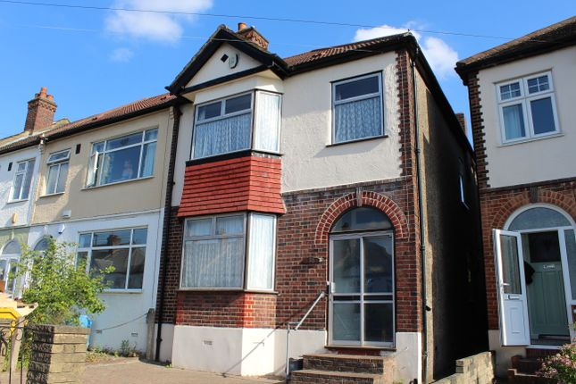 Thumbnail End terrace house for sale in Penderry Rise, London