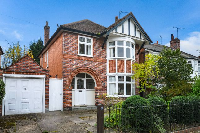 Thumbnail Detached house for sale in Northcote Road, Knighton, Leicester