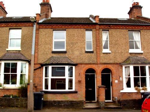 Thumbnail Town house to rent in Albert Street, Milverton, Leamington Spa