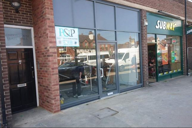 Thumbnail Retail premises to let in London House 2, Cranleigh, Surrey