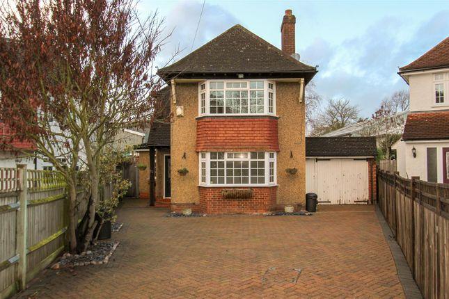 Thumbnail Detached house to rent in Ickenham Close, Ruislip