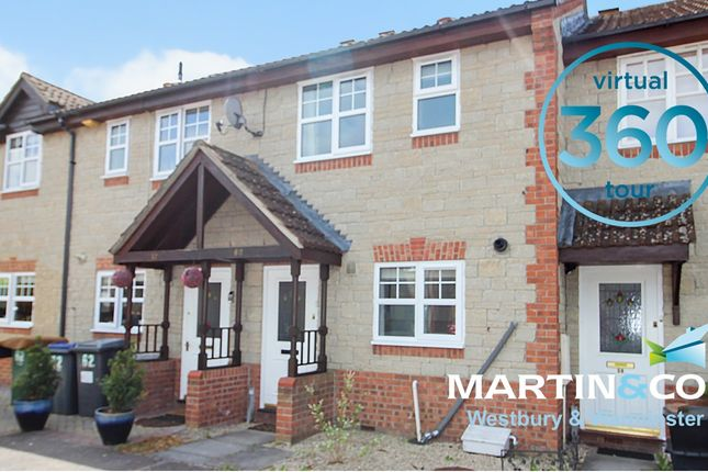 Terraced house to rent in Kingfisher Drive, Westbury