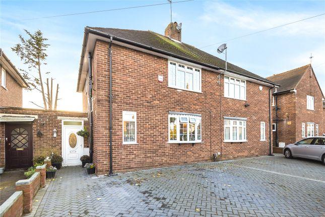 Semi-detached house for sale in Brackenbridge Drive, Ruislip, Middlesex