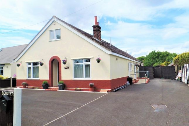 Thumbnail Detached house for sale in Dead Lane, Ardleigh, Colchester