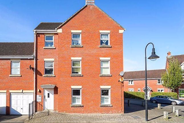 Thumbnail Flat to rent in Stroud Way, Weston Village, Weston-Super-Mare