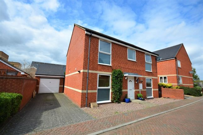 Thumbnail Detached house for sale in Timken Close, Duston, Northampton