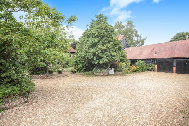 Thumbnail Barn conversion for sale in Manor Farm, Leighton Road, Wingrave