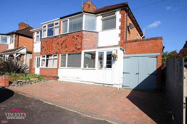 Thumbnail Semi-detached house for sale in Cleveleys Avenue, Leicester