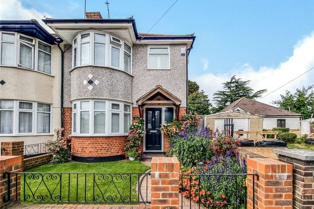 3 bed semi-detached house for sale in Sevenoaks Way, St Pauls Cray, Kent BR5