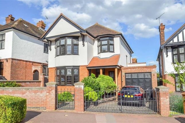Thumbnail Detached house for sale in Mount Avenue, Westcliff On Sea, Essex