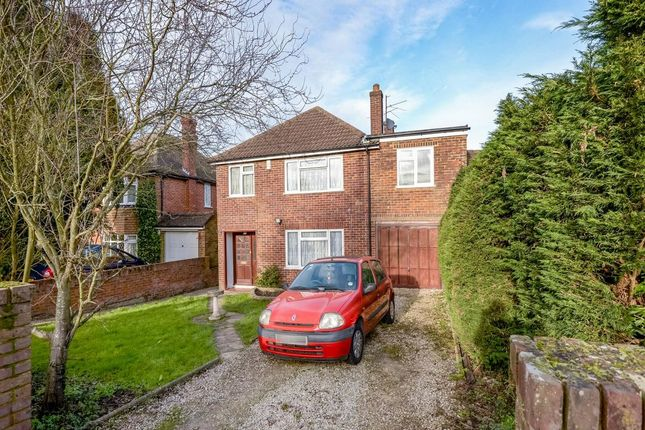 Thumbnail Detached house for sale in Kulin Grange Road, Hazlemere, High Wycombe