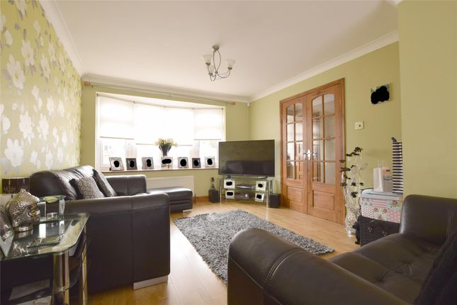 Thumbnail Terraced house to rent in Defoe Way, Collier Row, Romford