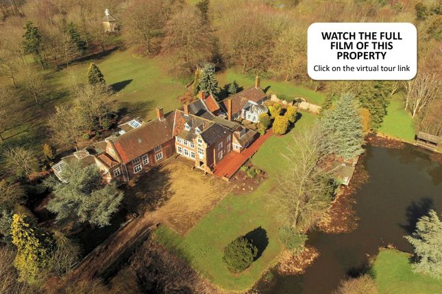 Thumbnail Property for sale in Weston Road, Weston Longville, Norwich