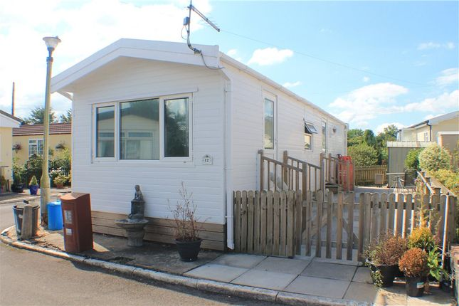 Thumbnail Mobile/park home for sale in Potters Hill, Felton, North Somerset