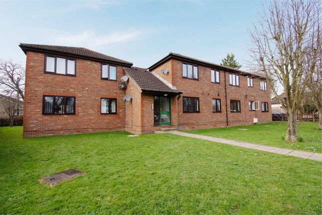 Thumbnail Flat for sale in Chapel Road, Smallfield, Horley, Surrey
