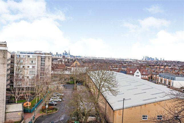 Surrounding Area of Warnham House, Upper Tulse Hill, London SW2
