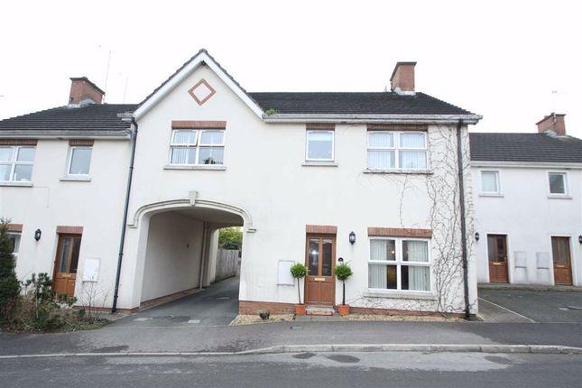 Thumbnail Town house to rent in Cedar Hill, Ballynahinch, Down