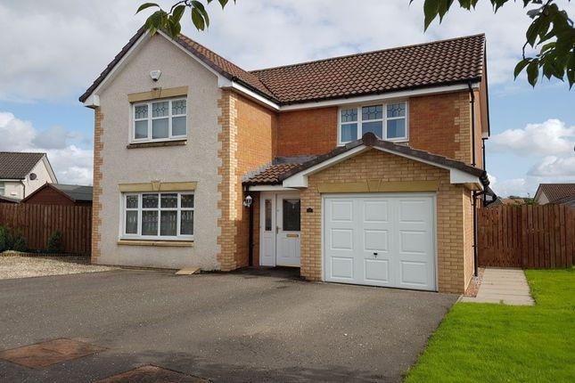 Thumbnail Detached house for sale in Glen Shee Lane, Carluke