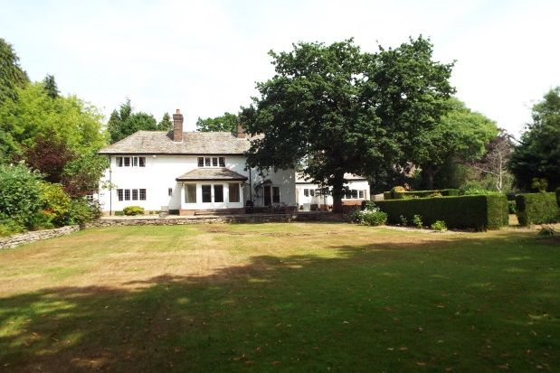 Thumbnail Property to rent in Highfield House, Wilmslow