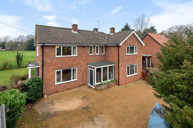 Thumbnail Detached house for sale in White Farm Lane, Thorpe St Andrew, Norwich