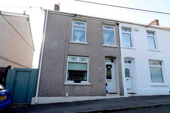 Thumbnail Terraced house for sale in Greenfield Place, Swansea