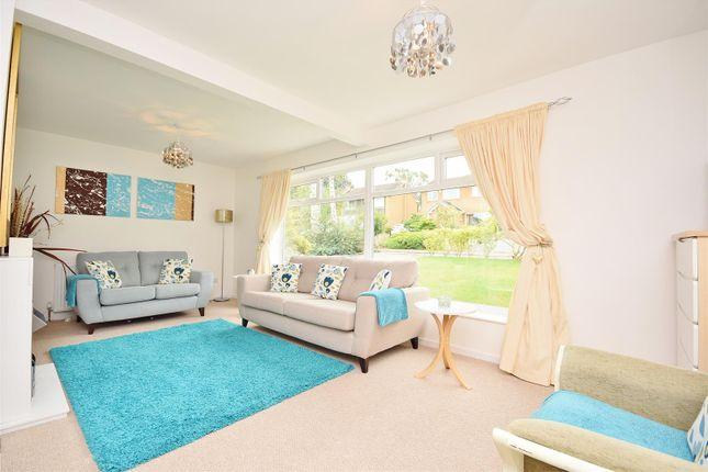 Lounge of Silverwood Avenue, Ravenshead, Nottingham NG15