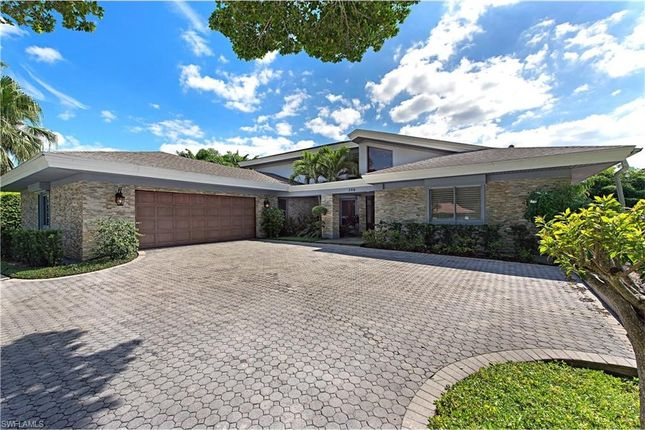 Thumbnail Property for sale in 566 Anchor Rode Dr, Naples, Fl, 34103