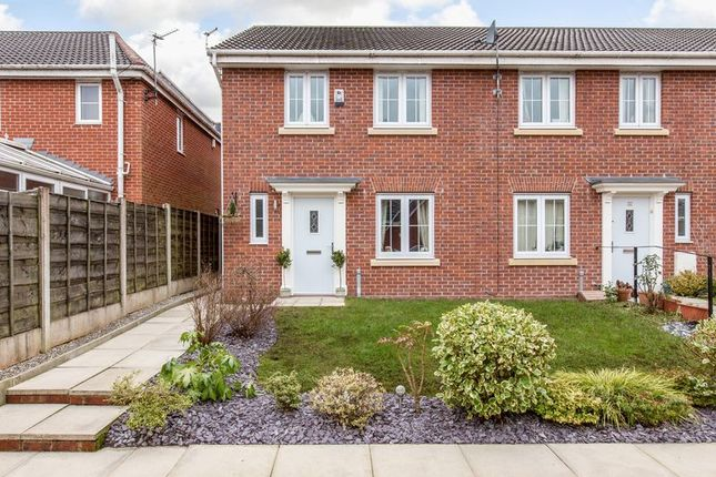 Thumbnail Terraced house for sale in Kerscott Close, Ince, Wigan