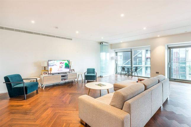 3 bed flat for sale in Capital Building, Embassy Gardens, Nine Elms