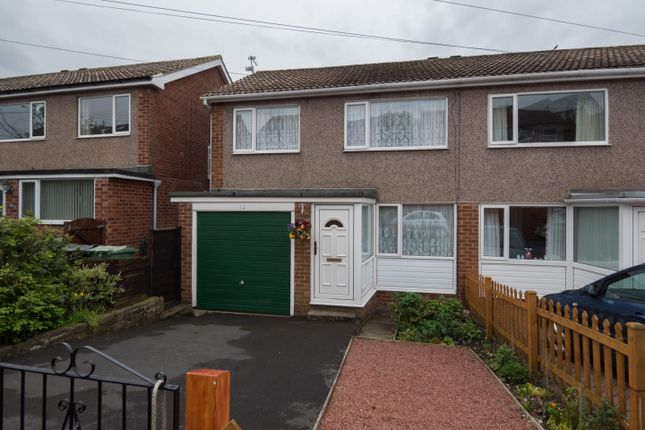Thumbnail Semi-detached house for sale in Rumplecroft, Otley