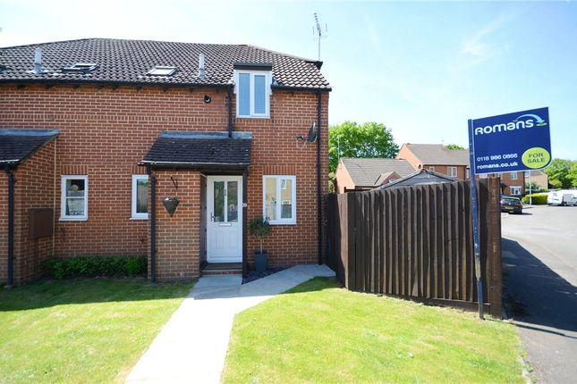 1 bedroom semi-detached house for sale in Faygate Way, Lower Earley, Reading