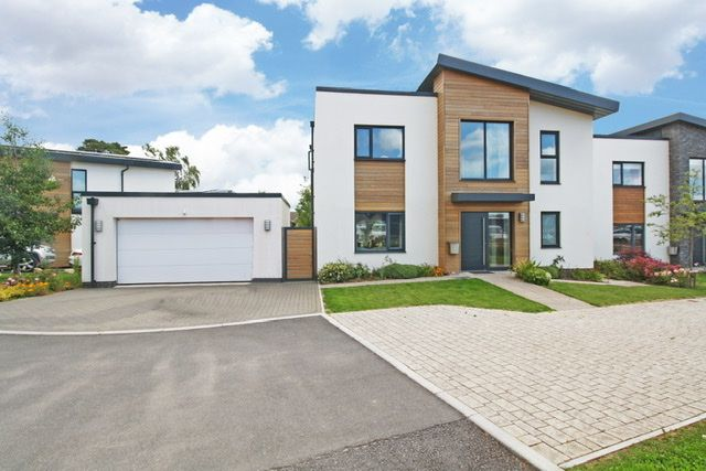 Thumbnail Detached house for sale in Henry Holland Drive, Exeter