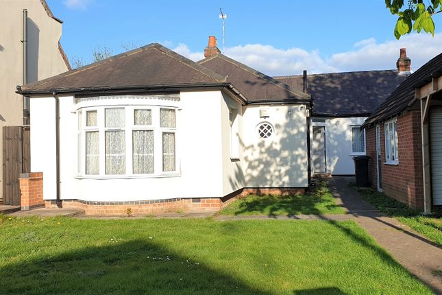 Thumbnail Detached bungalow to rent in Pine Tree Avenue, Leicester