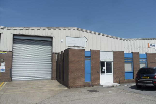 Thumbnail Light industrial to let in Patricia Way, Pysons Road Industrial Estate, Broadstairs