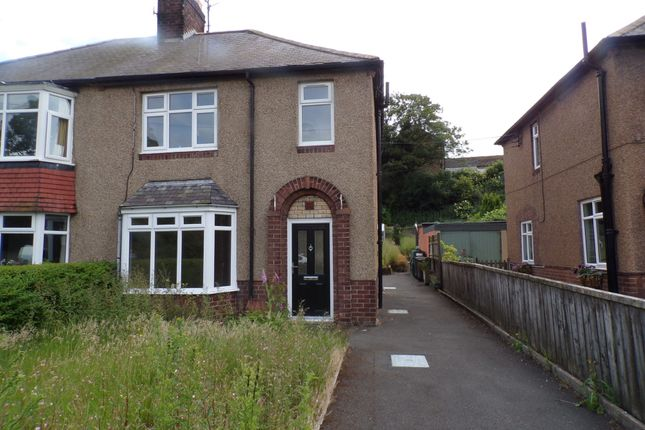 Thumbnail Semi-detached house for sale in John Martin Street, Haydon Bridge, Hexham