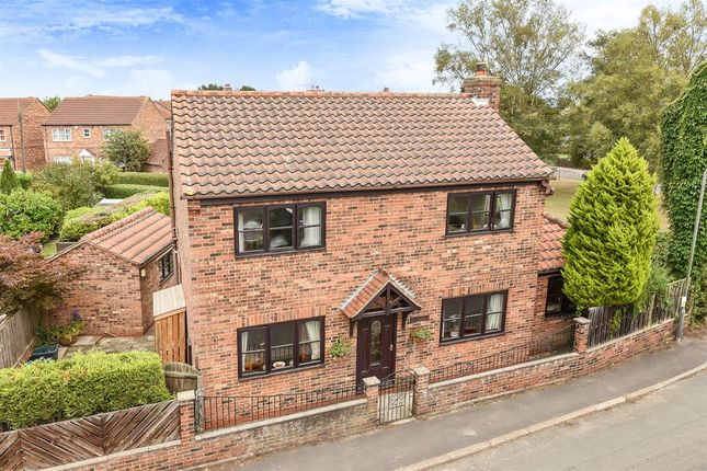 Thumbnail Detached house for sale in Mill Lane, Hemingbrough, Selby