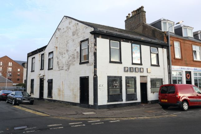 Thumbnail Leisure/hospitality for sale in North Harbour Street, Ayr