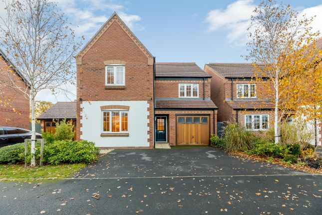 Thumbnail Detached house for sale in St. Phillips Grove, Bentley Heath, Solihull