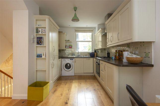 Kitchen of Barretts Grove, London N16