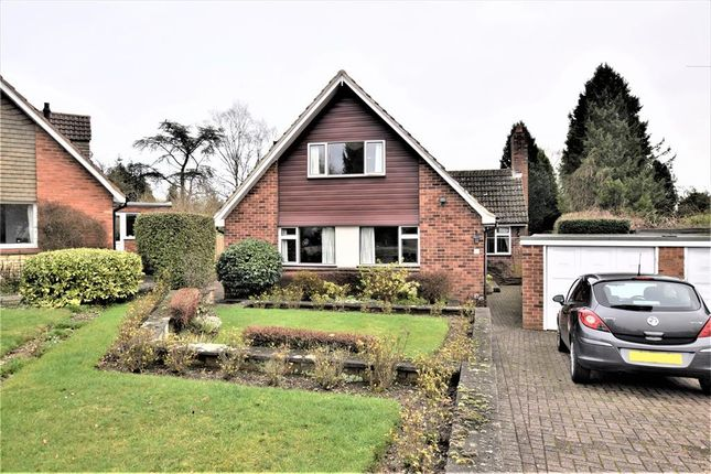 Thumbnail Bungalow for sale in Holland Avenue, Knowle, Solihull