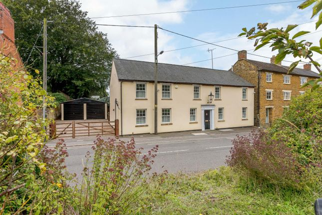 Thumbnail Detached house for sale in High Street, West Haddon, Northamptonshire