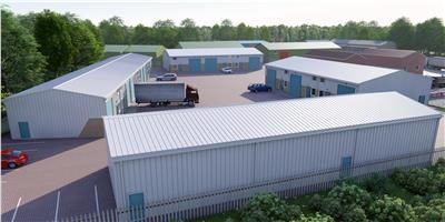 Thumbnail Light industrial for sale in Meadow View Business Park Reach Road, Burwell, Cambridgeshire