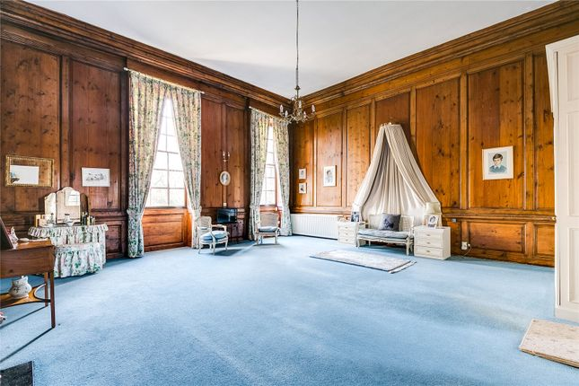 Bedroom of The Wardrobe, Old Palace Yard, Richmond, Surrey TW9