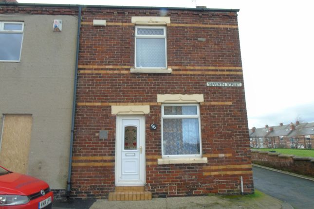 2 bed terraced house for sale in Seventh Street, Horden, Peterlee