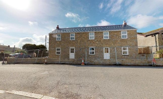 1 bedroom semi-detached house for sale in Lilykins, Pendeen, Penzance, Cornwall