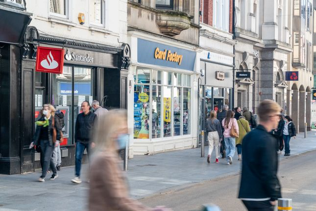 Thumbnail Retail premises for sale in High Street, Exeter